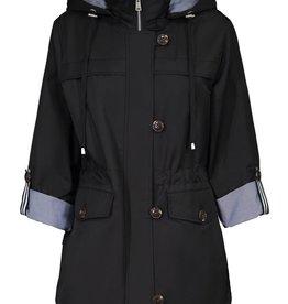 Tribal Rain Coat
