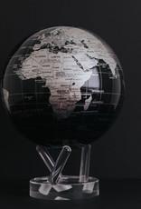 """Mova MOVA Black and Silver Globe 4.5"""""""
