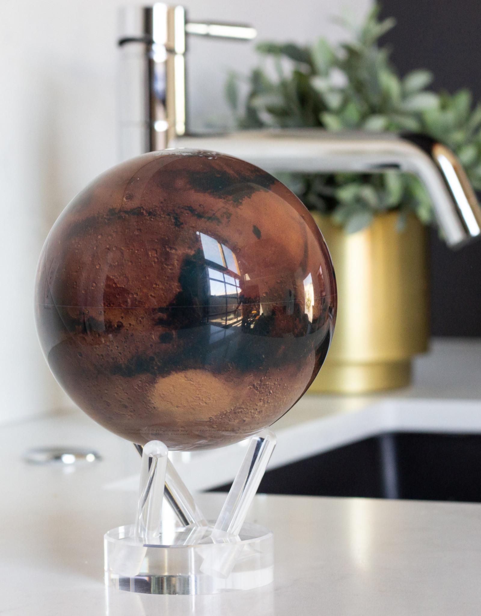 "Mova MOVA Mars Globe 4.5"""