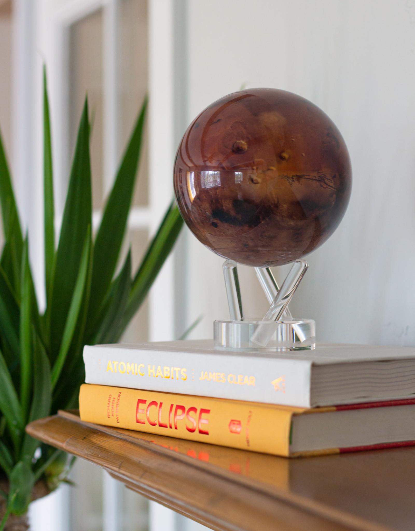 "Mova MOVA Mars Globe 6"""