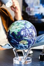 "Mova MOVA Earth with Clouds Globe 8.5"""