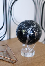 """Mova Constellations Black and Silver Glove 4.5"""""""