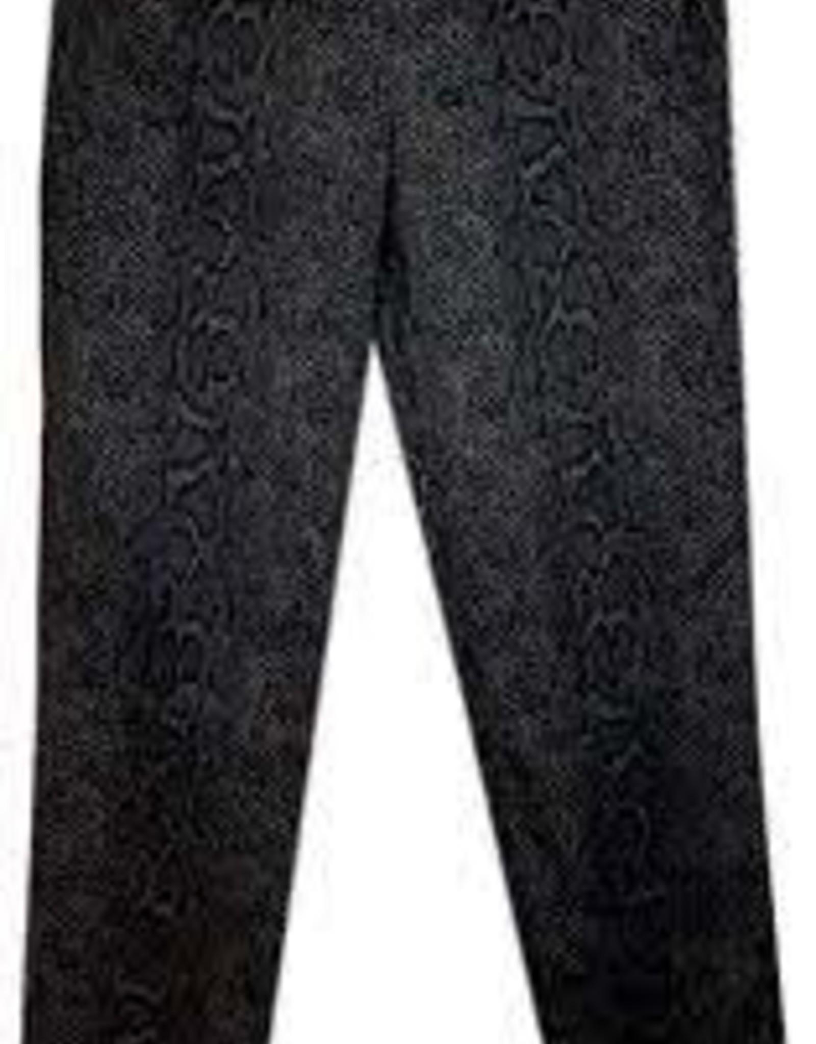 Joseph Ribkoff Snake Print Pant