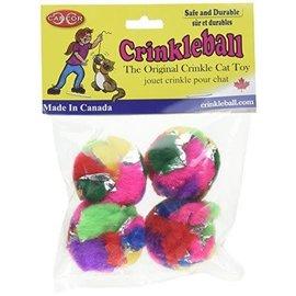 Crinkleball Mini Crinkleball 4pk