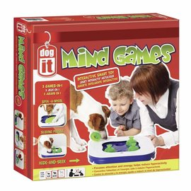 Dogit Dogit Mind Games 3 in 1 Interactive Smart Toy