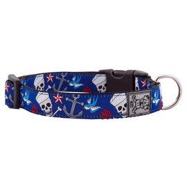 RC Pet RC Pets Clip Collar Sailor Tatts - L