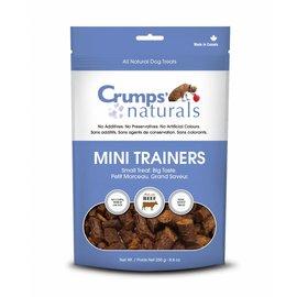 Crumps Crumps' Mini Trainers Semi-moist Beef - 4.2 oz