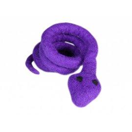 RC Pet Wooly Wonkz Snake - Purple