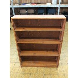 9x36x48 4 shelf bookcase 10/24/18