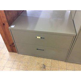18x42x30 green 2 Drawer Lateral File Cabinet 10/24/18
