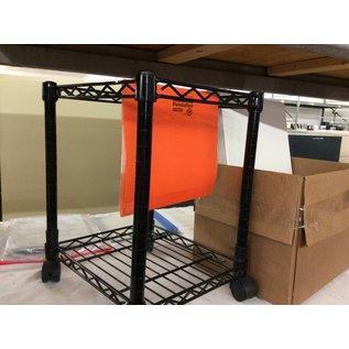 Portable hanging files Cart (10/29/18)