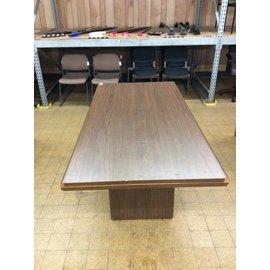 36x72x30 Wood Table 11/7/18