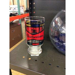 Budweiser Drinking Glass 10/30/18