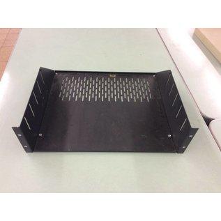 Middle Atlantic audio rack mount metal shelf (10/31/18)