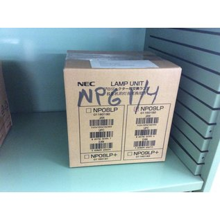 NEC NP09LP projector lamp - New (3/18/19)