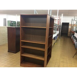 "12x36x72"" wood Bookcase with 5 shelves (11/12/18)"