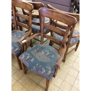 Wood dining chair 12/4/18