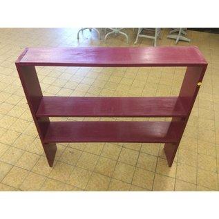 wood table top shelf  12/10/18