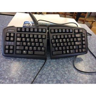 Ergonomically correct Keyboard (12/17/18)