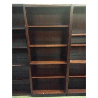 5 shelf cherry book shelf narrow 12/20/18