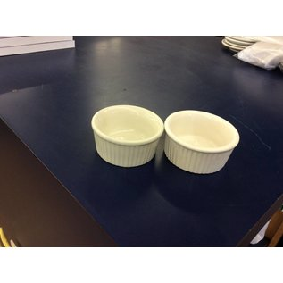Small glass dip cup set of two (1/14/19)