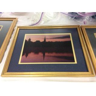 "16 3/4x20 1/2"" Matted & framed photograph (1/17/19)"