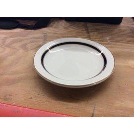 """7 1/4"""" Homer Laughlin China Plate (1/22/19)"""