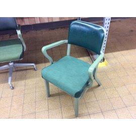 Green  steelcase side Chair (2/6/19)