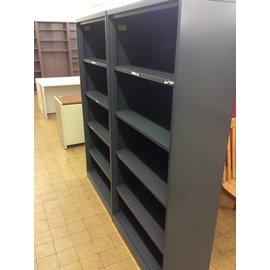 36x15x72 steel case book shelf 2/13/19