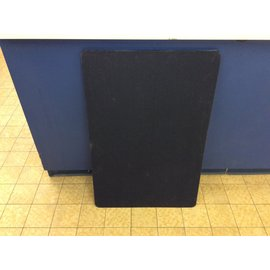 "24x36"" Black bulletin board (2/27/19)"