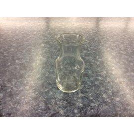 3oz Glass bud vase - New (4/4/19)