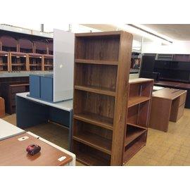 "11 3/4x27 3/4x71"" Wood Bookcase (4/15/19)"