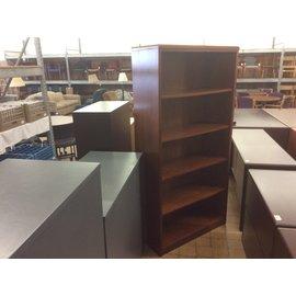 "15x36x72"" Cherry wood bookcase (1/27/21)"