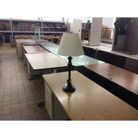 """26"""" dark metal table Lamp (6/10/19)"""