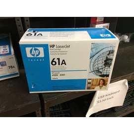 HP 61A Print Cartridge (9/17/19)