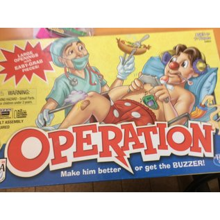 Operations game