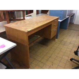 "25x68x37 1/2"" Wood work bench (8/21/19)"