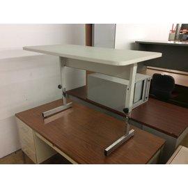"24x48x31 1/4"" Lt gray work table (8/28/19)"