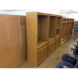 "18 1/2x33x36 1/4"" Wood Armoire (8/29/19)"