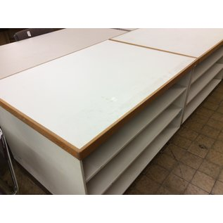 36x48x30 wood storage/ layout table (11/13/19)