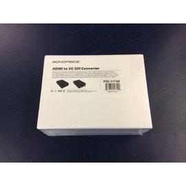 Mono price HDMI to 3G SDI Converter (9/17/19)