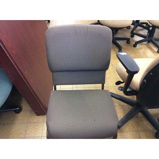 Brown metal frame chair (10/8/10)