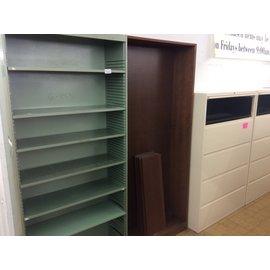 "12x36x84"" Wood Bookcase. (10/24/19)"