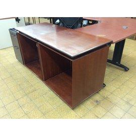 "24x28x29 3/4"" Cherry side/printer table (11/6/19)"