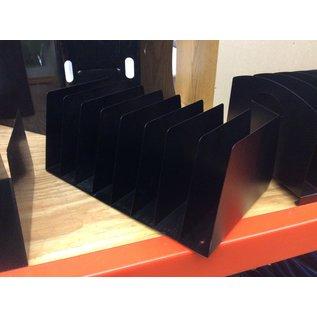 Black metal 8 slot file sorter (2/27/2020)