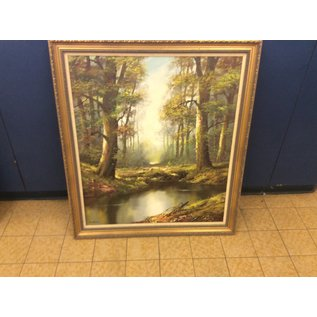"""31x35"""" Framed picture (11/27/19)"""
