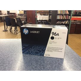 HP 96A Black Print Cartridge (12/6/19)