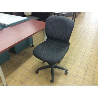 Gray pattern desk chair (12/18/19)