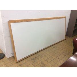 """48x120"""" Wood frame white board (12/12/19)"""
