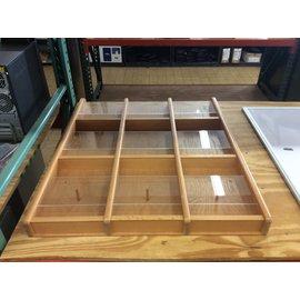 "30x37x2"" Wood frame document holder. (12/12/19)"